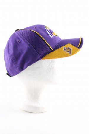 Adidas Baseball Cap lilac-primrose themed print casual look