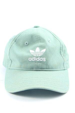 Adidas Baseball Cap turquoise casual look