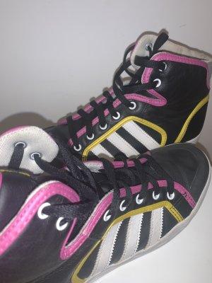 Adidas Wysokie trampki Wielokolorowy