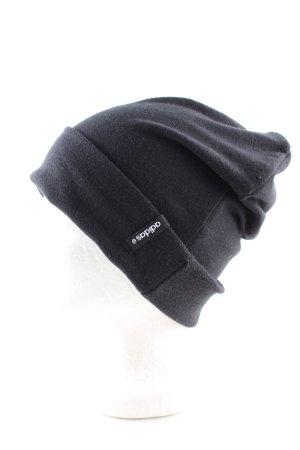 Adidas Bonnet noir style décontracté