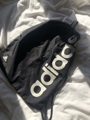 Adidas Torba sportowa czarny-biały