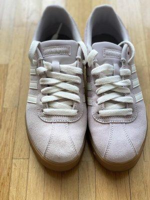 Adidas Originals Sneakers met veters paars-wit