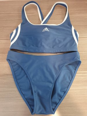 Adidas Bikini Set | Blau | Größe 40/L