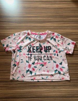 Adidas Blumen Shirt
