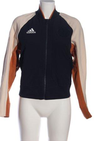 Adidas Bomber Jacket multicolored casual look