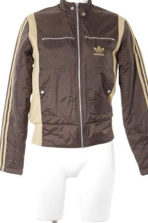 Adidas Bomberjacke mehrfarbig Casual-Look