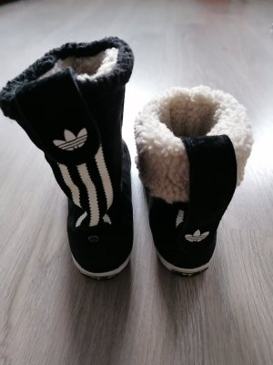 Adidas Snow Boots black
