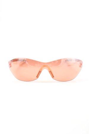 Adidas Occhiale arancione chiaro stile casual