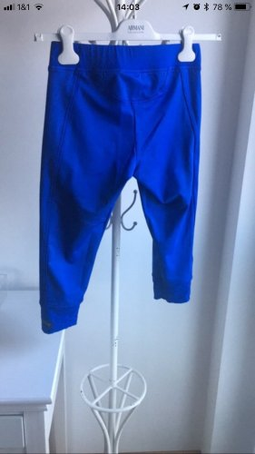 Adidas by Stella McCartney Short de sport bleu
