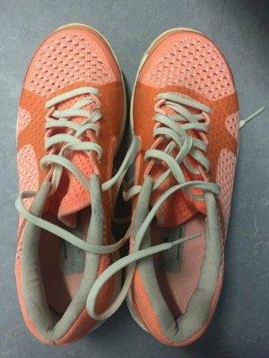 Adidas by Stella McCartney Basket à lacet orange clair-orange