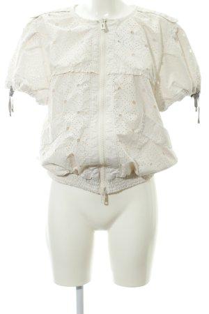Adidas by Stella McCartney Blouson blanc style décontracté