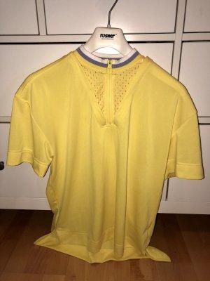 Adidas by Stella McCartney T-shirt żółty