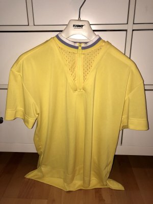 Adidas by Stella McCartney T-shirt jaune