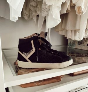Adidas by Stella McCartney High Top Sneaker blue violet-dark blue