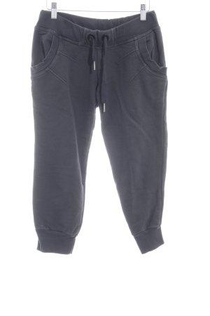Adidas by Stella McCartney Lage taille broek taupe atletische stijl