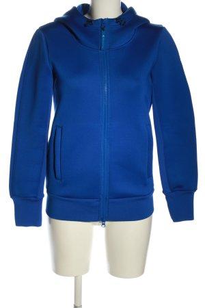 Adidas by Stella McCartney Kapuzenpullover blau Casual-Look