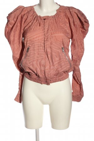 Adidas by Stella McCartney Kort jack rood-roze abstract patroon