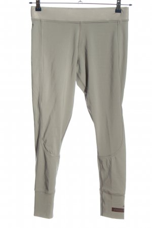 Adidas by Stella McCartney Leggings gris claro-marrón estilo deportivo