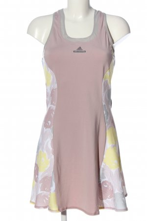 Adidas by Stella McCartney Mini vestido estampado floral look casual