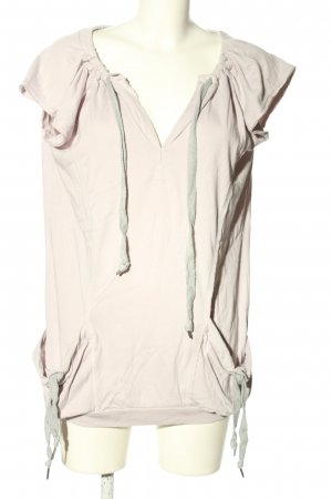 Adidas by Stella McCartney Camisa holgada crema look casual