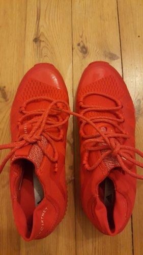 Adidas by Stella McCartney Basket slip-on rouge