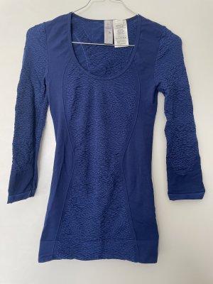 Adidas by Stella McCartney Manica lunga blu