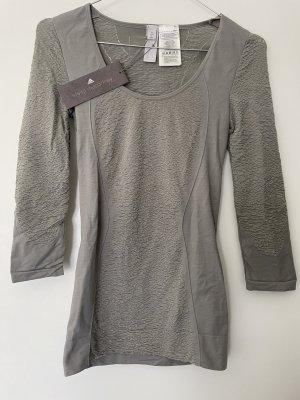 Adidas by Stella McCartney Long Shirt silver-colored-light grey