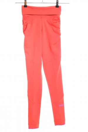Adidas by Stella McCartney Pantalon de sport rose style athlétique