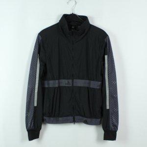 Adidas by Stella McCartney Sports Jacket black-anthracite mixture fibre