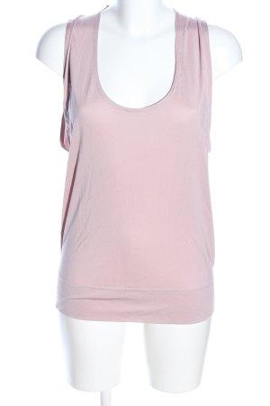 Adidas by Stella McCartney Camisa deportiva rosa look casual