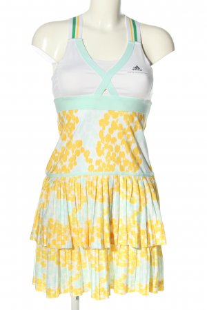 Adidas by Stella McCartney Stretch jurk abstract patroon casual uitstraling