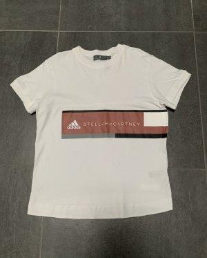Adidas by Stella McCartney Oversized Shirt white cotton