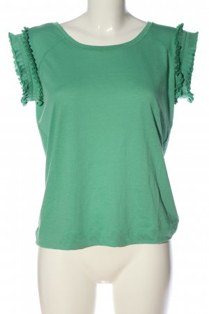 Adidas by Stella McCartney Camiseta verde look casual