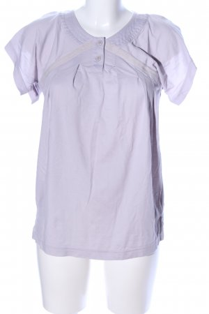 Adidas by Stella McCartney T-shirt violet style décontracté