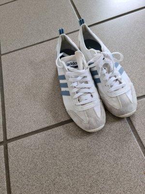 Adidas Originals Sneakers met veters wit-azuur