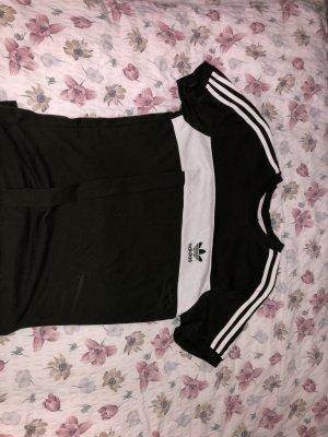 Adidas T-shirt taupe