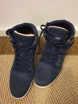 Adidas NEO Heel Sneakers light pink-dark blue