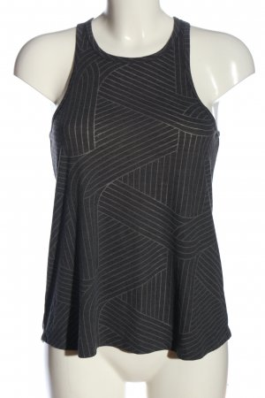 Adidas Camisole zwart volledige print casual uitstraling
