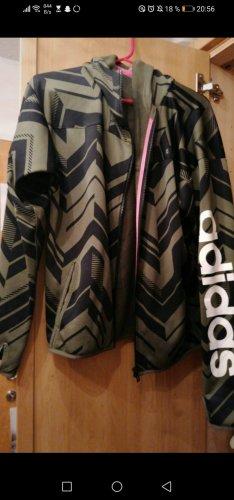 Adidas Camouflage Zip Hoodie