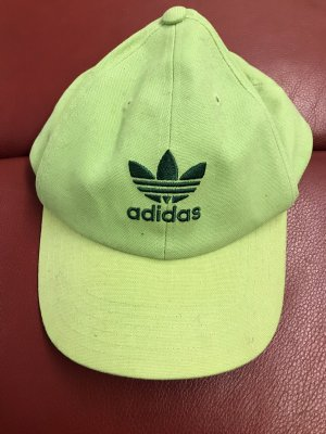 Adidas Gorra de béisbol verde