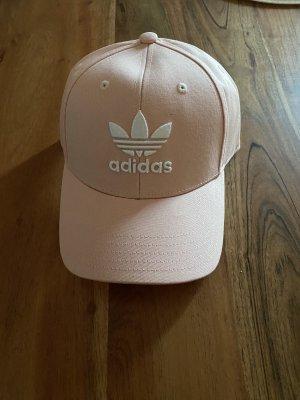 Adidas Gorra de béisbol rosa