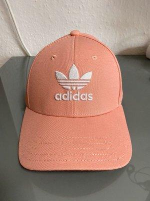 Adidas Baseballówka różowy-różany
