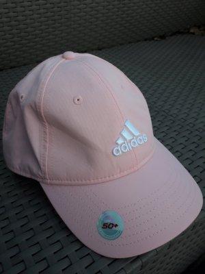 Adidas Casquette de baseball rose polyester