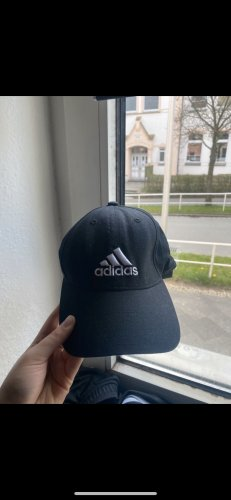 Adidas Baseball Cap black-white