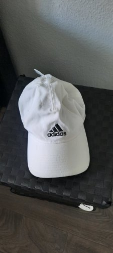 Adidas Originals Gorra de béisbol blanco