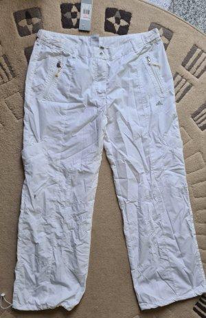 Adidas Cargo Pants white-natural white