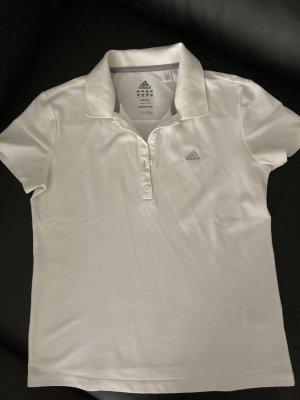 Adidas Climalite Cotton T-Shirt mit geschickten Logo