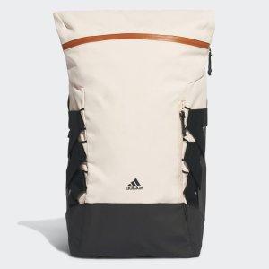 Adidas cmte Rucksack NEU mit Etikett beige schwarz orange