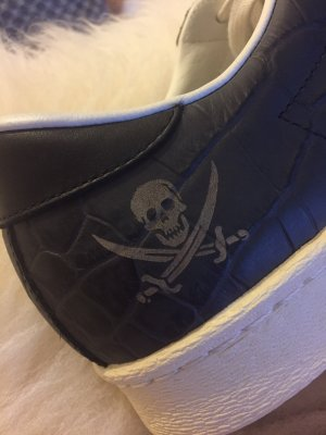 Adidas consortium Schuhe sneaker 42 2/3 schwarz