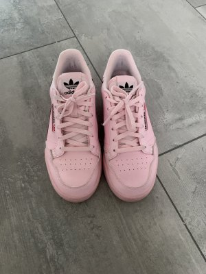 Adidas Zapatilla brogue rosa